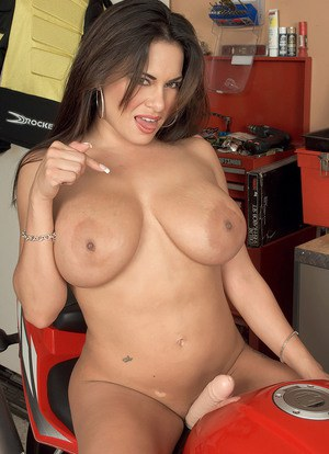 Sexy Nude Busty With Toys