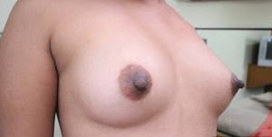 Sexy Nude Girlfriend Boobs