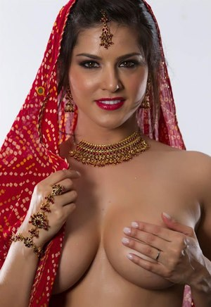 Sexy Nude Indian Boobs